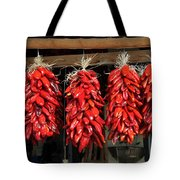 Ristras 1 Hatch New Mexico Tote Bag