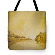 River Bank Slumber Tote Bag