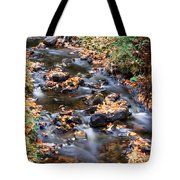 River Cascades Tote Bag