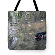 River Duck Tote Bag