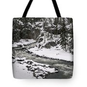 River Flow One Tote Bag