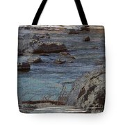 River Flows Tote Bag