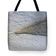 River Ice Star Tote Bag