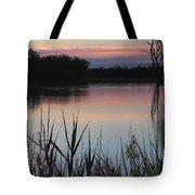 River Murray Sunset Series 2 Tote Bag