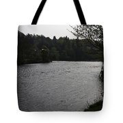 River Ness Near The Ness Islands In Inverness In Scotland Tote Bag