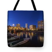 River Nights Tote Bag