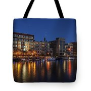 River Nights II Tote Bag
