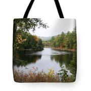 River North Conway Tote Bag