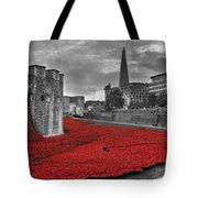 River Of Blood  Tote Bag