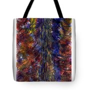 River Of Emotions Tote Bag