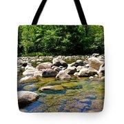 River Of Rocks Tote Bag
