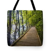 River Of Souls Tote Bag