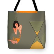 River Of Time Tote Bag