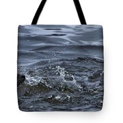River Otter   #0750 Tote Bag