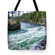 River Power Tote Bag