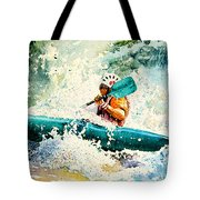 River Rocket Tote Bag