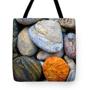 River Rocks 1 Tote Bag