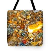 River Rocks 10 Tote Bag