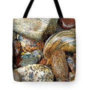 River Rocks 11 Tote Bag