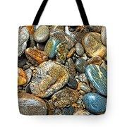 River Rocks 14 Tote Bag