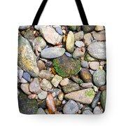 River Rocks 2 Tote Bag