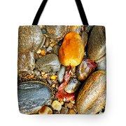 River Rocks 8 Tote Bag