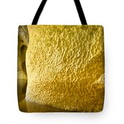 River Sculptured Marble Reflected On Water Surface Tote Bag
