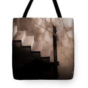 River Steps Tote Bag