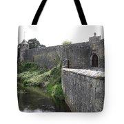 River Suir And Cahir Castle Tote Bag