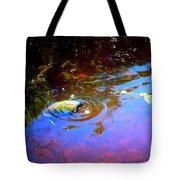 River Turtle Tote Bag