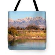 River View Mesilla Panorama Tote Bag