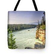 River Tote Bag