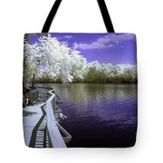 River Walk Tote Bag by Paul W Faust -  Impressions of Light