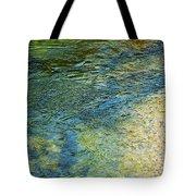 River Water 1 Tote Bag