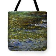 River Water 2 Tote Bag