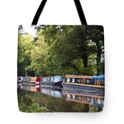 River Wey Navigation Tote Bag