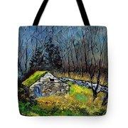 River Ywoigne 7651 Tote Bag
