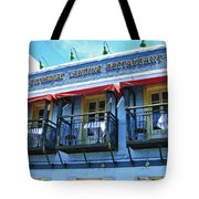 Riverboat Landing 0769 Tote Bag