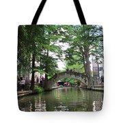 Riverboat View Tote Bag