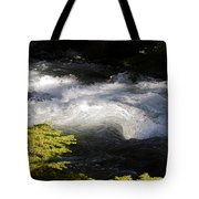 River's Ebb Tote Bag