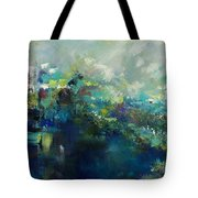 River's Edge Tote Bag
