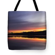 Riverscape Tote Bag