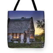 Riverside Cemetery Tote Bag