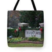 Rivertowne Tote Bag