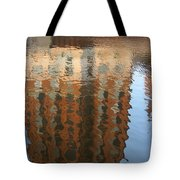 Riverwalk Reflection Tote Bag