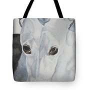 Riveted Tote Bag by Susan Herber