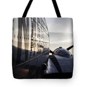Riveting Sunrise Tote Bag