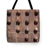 Chama -rivets On Steam Engine Boiler Tote Bag
