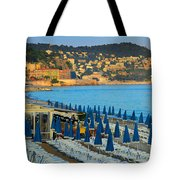 Riviera Full Moon Tote Bag