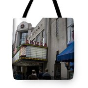 Riviera Theatre Charleston South Carolina Tote Bag